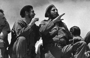 Ernesto Che Guevara i Fidel Castro