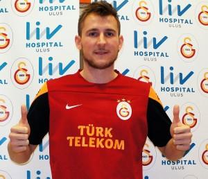 Izet Hajrović, Galatasaray