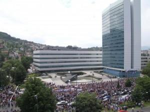 JMBG, protesti