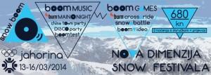 Jahorina, Snow Boom, festival