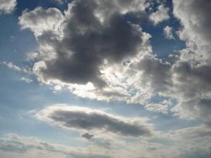 oblačno vrijeme