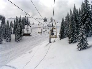 snijeg, Jahorina