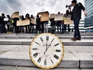 srednjoškolci, protesti