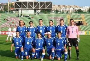 Ženska nogometna reprezentacija Bosne i Hercegovine