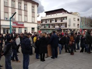 Bihać, protesti