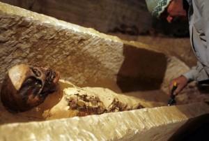 Egipat, mumija