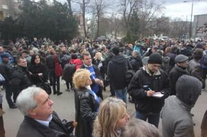 Sarajevo, protesti