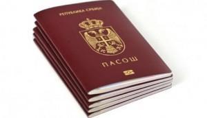 Srbija pasoš
