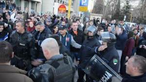 Tuzla, protesti