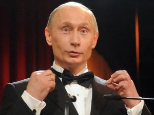 Vladimir Putin, Rusija