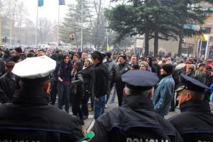 demonstracije, protesti, BiH