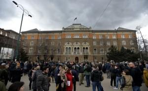 protesti, BiH, Sarajevo