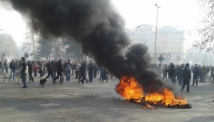 protesti, Tuzla