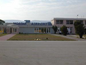 Mostar, aerodrom