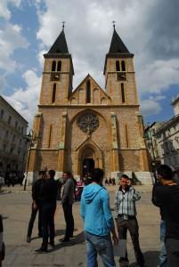 Sarajevo katedrala