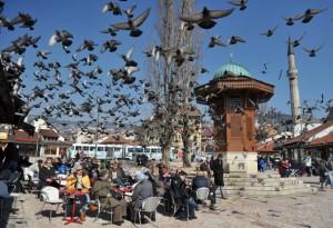 Sarajevo, turisti, turizam