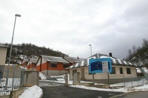 Trnovo, Delijaš, azilantski centar