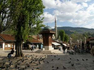 Čaršija Sarajevo