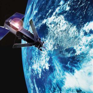 Izrael, satelit