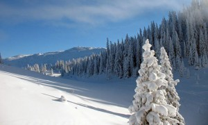 Jahorina, snijeg