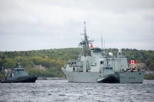 Kanada, mornarica
