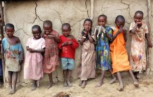 djeca, Afrika
