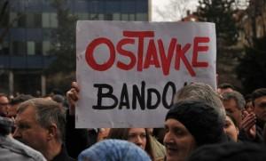 kriza, BiH