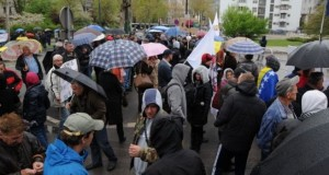 plenum, protesti