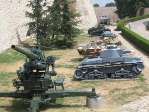 Beograd, muzej, Vojni muzej