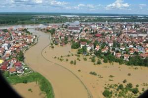 Brčko, poplave