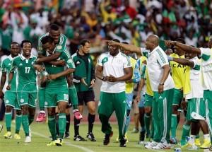 Nigerija,  fudbalskih reprezentacija