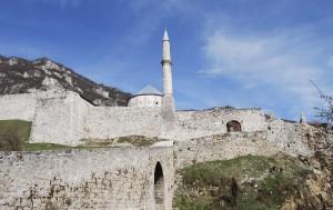 Travnik, Stari grad