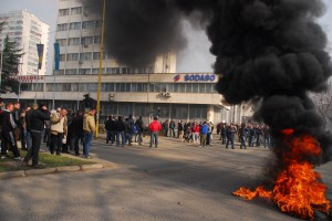 Tuzla protesti