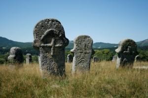 nekropola, Maculje