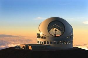 Čile, teleskop