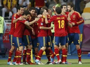 Španija, reprezentacija