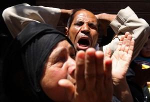 Egipat, sud, Muslimansko bratstvo