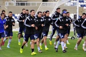 Fudbalski reprezentativci Bosne i Hercegovine