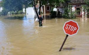 poplave, Šamac