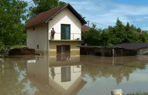 poplave, Odžak