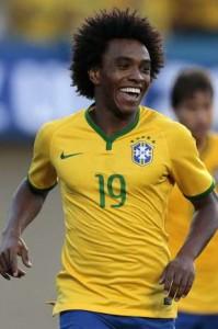 Brazil, Willian