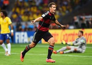 Njemačka, Brazil