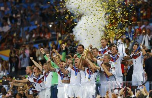 Njemačka, Prvak svijeta, Brazil, 2014