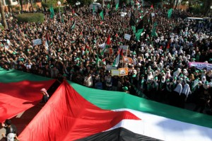 Palestina, protest