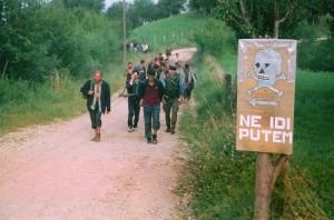 Srebrenica, 11. juli