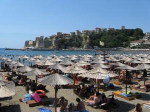 turisti, Crna Gora