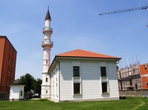 Atik-džamija, Bijeljina