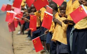 Kina, Afrika