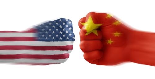 Kina, SAD