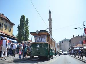 Sarajevo, tramvaj, Nostalgija